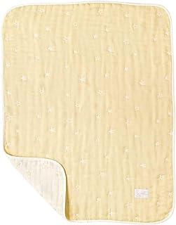 10mois 蓬松纱布(6层纱布) 黄色 ミニサイズ