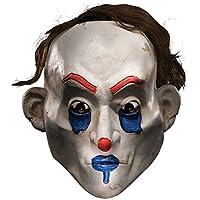 Rubie's Costume Co 男士《黑暗骑士小丑快乐成人面具