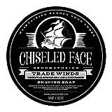 Trade Winds - Handmade Luxury Shaving Soap From Chiseled Face Groomatorium