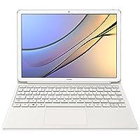 Huawei 华为 MateBook E 12英寸二合一笔记本电脑(I5 8G 256G Win10 含键盘和扩展坞)香槟金主机/棕色键盘
