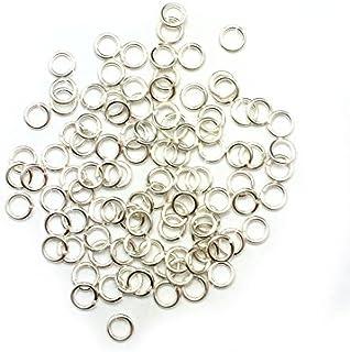纯银圆形跳环 24 Gauge 3.0mm Craft Wire