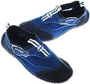 Cressi 科越思 男式 REEF 涉水鞋 透氣網滑水鞋沙灘溯溪鞋 VB9449