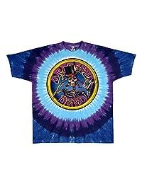 Liquid Blue Men's Grateful Dead Queen Of Spades Short Sleeve T-Shirt