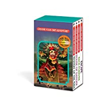 Choose Your Own Adventure Set 2: Mystery of the Maya / House of Danger / Race Forever / Escape