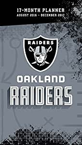 Turner Licensing Sport 2017 Oakland Raiders 17 个月策划器 (17998890554)