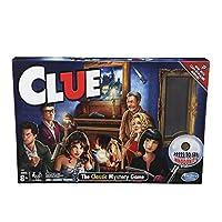 Hasbro Clue Game 新秀功能