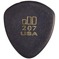 Dunlop 477R207 JD Jazztones™, Black, Large Round Tip, 36/Bag