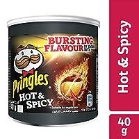 Pringles 品客薯片 熱辣味,12包(12×40克)