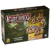 Fantasy Flight Games Runewars: Miniature Game - Leonx Riders 扩展包