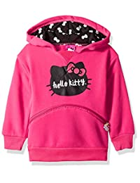 Hello Kitty 女童个性连帽衫