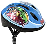 印花自行车头盔 - 复仇者 av299103s