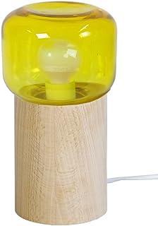 Tosel 64497 Cardellino 床头立体榉木灯吹制玻璃 105 x 190 毫米