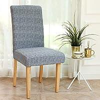 Infinity 系列氨纶面料弹性弹性可拉伸椅套,可拆卸,可水洗,适用于餐厅、厨房、派对、酒店、餐厅 款式 I 828-CHC