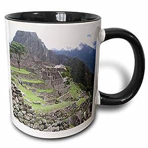 3drose patricia sanders 摄影–秘鲁马丘比丘旅游摄影–马克杯 黑色/白色 11 oz