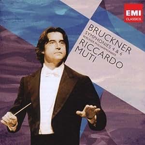 进口CD:布鲁克纳第四、六交响曲(2CD)