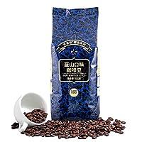 吉意欧蓝山口味咖啡豆500g 新老包装随机发放