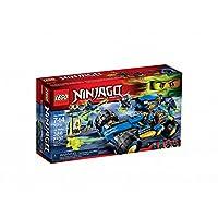 LEGO 樂高 Ninjago幻影忍者系列 杰的閃電加農戰車 70731 7-14歲 積木玩具