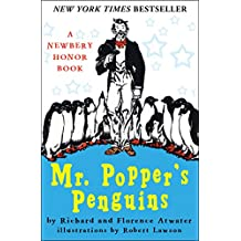 Mr. Popper's Penguins (English Edition)