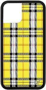 Wildflower 限量版手机壳,适用于 iPhone 11 ProWIL_YPLA2011P Yellow Plaid (iPhone 11 Pro)