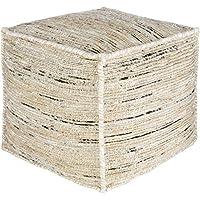 Artistic Weavers Terranova 袋子,45.72 x 45.72 x 45.72 厘米,黄油