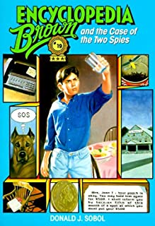 Encyclopedia Brown and the Case of the Two Spies (English Edition)