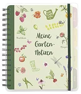 花园记事本 叶子和花朵 | 全年花园规划者 | 园丁登记簿