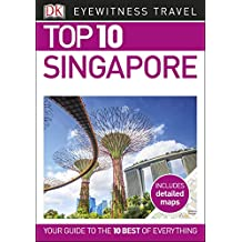 DK Eyewitness Top 10 Singapore (Pocket Travel Guide) (English Edition)