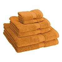Superior 900克埃及棉6件毛巾套件 铁锈色