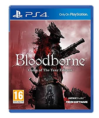 Bloodborne - Game of the Year Edition (PS4)