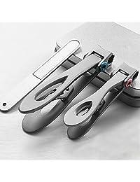 Naturhand 南禾 德国工艺新款不锈钢指甲钳 大号单个指甲刀 美容店修甲美甲指甲剪套装
