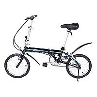 Ford 福特 中性 16寸单速折叠自行车 KT510E