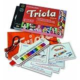 Triola by Seydel Triola 完整礼品包 带 5 个乐谱本 音乐制作 带彩色乐谱和袋