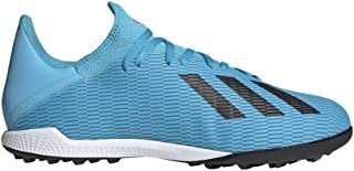adidas 男式 X 19.3 Turf 足球鞋