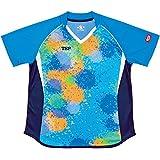 茶 エスピー (鸡尾*) 女款乒乓球服休闲衬衫 イオーネシャツ 032414