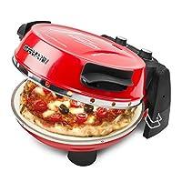 Ferrari G10032 - 披薩烤箱(電光,烹飪,室內/室外,石頭,紅色)