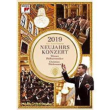 【中图音像】2019年维也纳新年音乐会 蓝光BD 蒂勒曼指挥 SONY