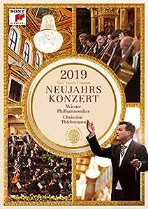 【中图音像】2019年维也纳新年音乐会DVD 蒂勒曼指挥 SONY