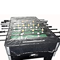 TGA Sports 足球桌布 足球桌布 - 适合 54 英寸桌子