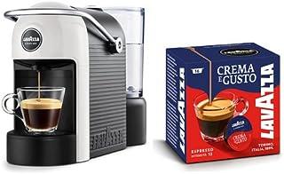 Lavazza Jolie 独立式半自动咖啡机,胶囊 0.6 升 1tazas 黑色,白色 – 咖啡色(保鲜,咖啡胶囊,0.6 升,咖啡胶囊,1250 W,黑色,白色)