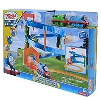 Thomas&Friends 托马斯和朋友 模型组装 旋转赛道套装BHR97