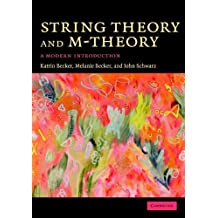 String Theory and M-Theory: A Modern Introduction (English Edition)