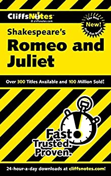 """CliffsNotes on Shakespeare's Romeo and Juliet (Cliffsnotes Literature Guides) (English Edition)"",作者:[Connolly, Annaliese F]"