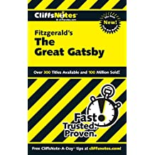 CliffsNotes on Fitzgerald's The Great Gatsby (Cliffsnotes Literature Guides) (English Edition)