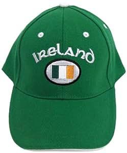 Ireland Ireland Velcro Closure Cap
