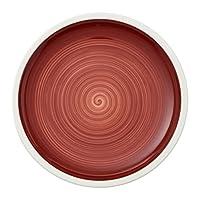Villeroy & Boch 制造 Gris 意大利面碗 Rouge bread plate 10-4238-2660