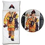 FAO Schwarz 睡袋想象力冒险 - 消防员