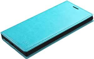 Asmyna 手提箱适用于 ZTE-N9518 (Warp Elite) - 零售包装 - 蓝色