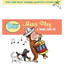 Curious Baby Music Play (Curious Baby Curious George) (English Edition)