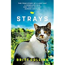 Strays: The True Story of a Lost Cat, a Homeless Man, and Their Journey Across America (English Edition)