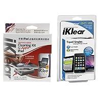 美国iKlear IK-IPAD-TS20进口便携数码清洁组合 iPad、iPhone7、iPhone7 Plus 、移动设备